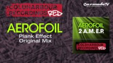 Aerofoil - Plank Effect Original Mix
