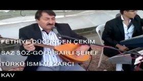 Gölhisarlı Şeref-Türkü İsmi Mezarcı
