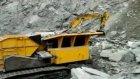 uzaktan kumandalı mobil taş kırma makinası