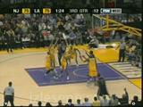Vince Carter Lakers Maçında