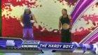 hardy boyz & john morrison vs hart dynasty & cm punk maç özeti...