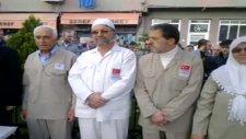 Mahmutbey'liler Hacılarını Dualarla Uğurladı.23.10.2011