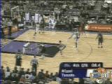Tracy Mcgrady Dunks From Free Throw Line