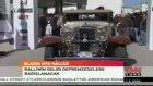 cnn'de  casa klasik otomobil cumhuriyet rallisi
