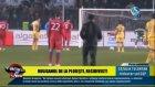 romanya'da seyirci futbolculara saldırdı