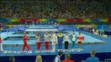 gymnastics women's trampoline final beijing 2008 summer olympic games
