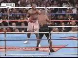 Boks-Mike Tyson Vs Lenix Lewis Round 10