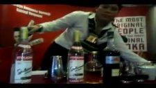 Türkiye Barmenler Derneği 17. Türkiye Kokteyl Yarışması Birincisi 30 Ekim 2011