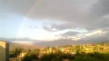 Güroymak'ta Devasa Gökkuşağı 25.09.2011