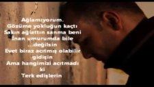 Kahraman Tazeoğlu - Ağlamıyorum