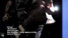 Orange Revolution Music Video Generator Rex Theme