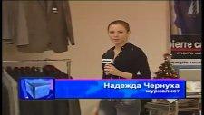 Ukrayna Ukraine Erkek Giyim Defilesi  Pierre Cassi
