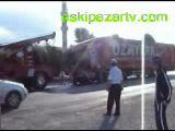 İsmetpaşa da trafik kazası