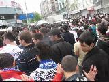 Zeytinburnu-Karagümrük Maçı