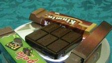 Çikolata Şeklinde Çakmak