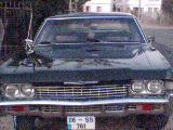 1968 chevrolet-İmpala