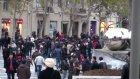 madagascar flashmob in baku & flashmob azerbaijan