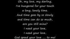 oh my love my darlingwith lyrics.flv