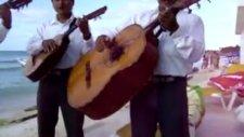 Mariachi Band Singing