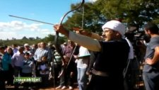 Çanakkale/biga Atlı Okçuluk Festivali