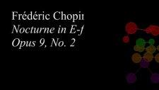 chopin nocturne in e-flat major opus 9 no.2 piano solo animated score