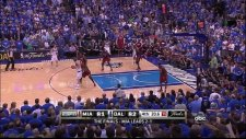 dirk nowitzki clutch layup vs heat 2011 nba finals gm4