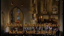german brass j.s.bach bourre - air - badinerie 1991