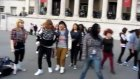 London Kpop Flashmob Crashed By Jedward