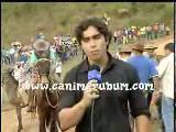 atın intikamı acı oldu :)