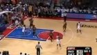 detroit pistons vs indiana pacers fight