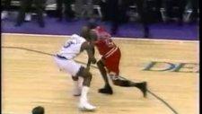 michael jordan's final shot