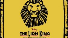 the lion king on broadway - he lives in you reprise