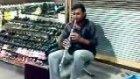 kayseri kapali carsi klarnet show