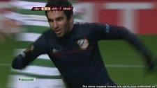Arda'dan celtic'e süper gol - Atletico'yu galibiyete taşıdı
