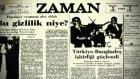 Zaman Gazetesinin 25. Yil Belgeseli