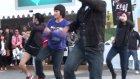 Taekwondo Shuffle İn Korea