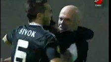 maccabi tel aviv 0 2 beşiktaş gol i toraman 1 aralık perşembe 2011