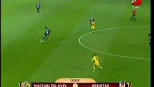 Maccabi Tel Aviv - 2 Beşiktaş - 3 -  Maç Özeti