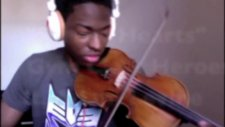 stereo hearts violin cover by