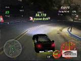 Nfsu2 Longest Drift(İmprezza Wrx)