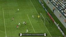 pes 2012 robinho nun güzel freekick ile golü