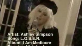 Ashlee Simpson - Loser (Mad Tv Parody)
