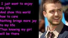 Justin Timberlake Last Night