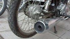 haojin cg 125 'i  250 cc ye yükseltme