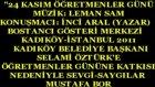 Kadıköy Beld Öğrt Günü Leman Sam Konseri 2011 Bor Yayın