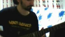 August Burns Red -White Washed By Ali Sarıkaya Guitar Cover