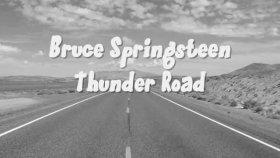 bruce springsteen thunder road
