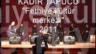 kadir tapucu-fethiye kültür merkezi-2011