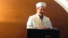 cuma vaaz'ı  yılbaşı  ümit aydın yeraltı camii imam hatibi