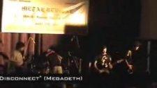 megadeth disconnect